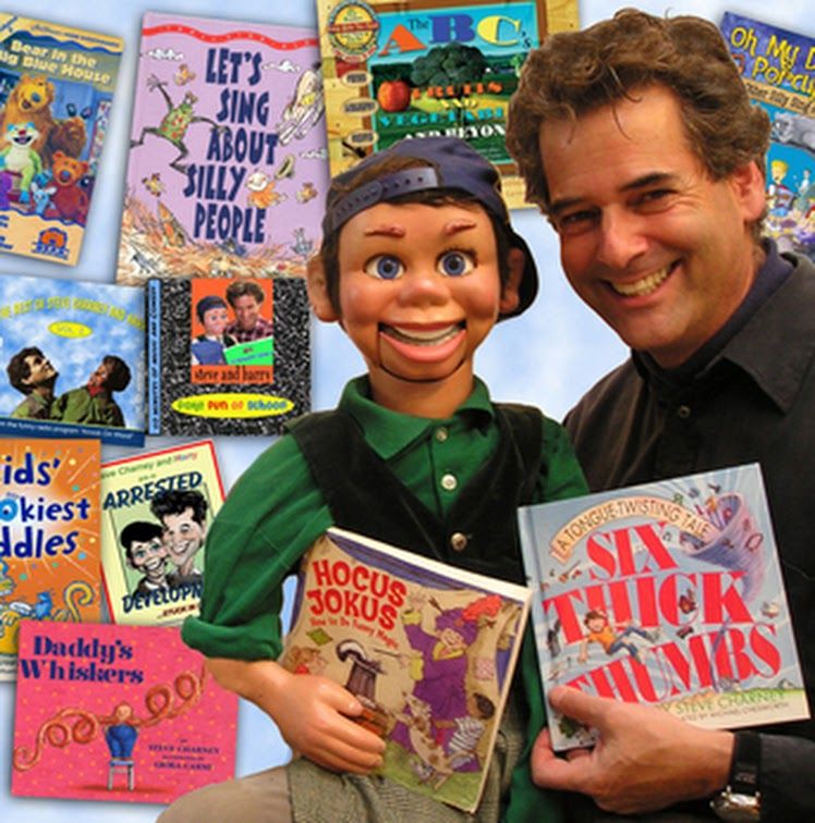 Steve Charney is a comedy magician and ventriloquist from the Hudson Valley