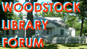 Woodstock Library Forum: He Said/She Said: A New Edition of the Popular Literary Valentine, with Dakota Lane and Friends @ Woodstock Library | Woodstock | New York | United States