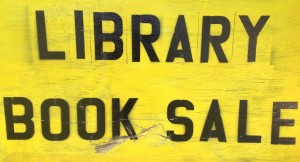 Woodstock Library Book Sales. Happens in the Book Barn. Books and more!