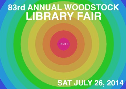 83rd Annual Woodstock Library Fair