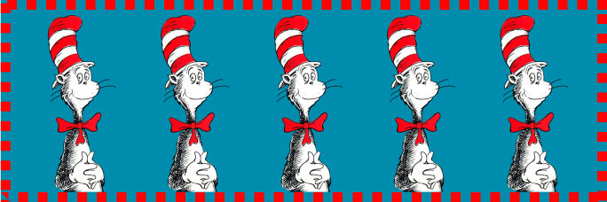 Dr. Suess banner