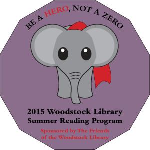 2015 Summer Reading Program at Woodstock Library