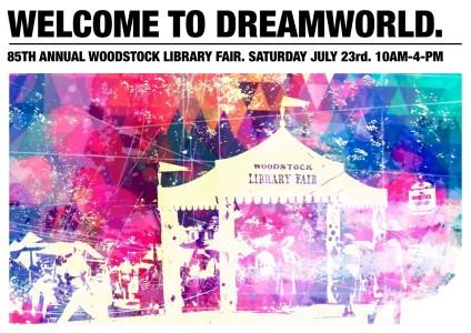 2016 Fair poster Dream World