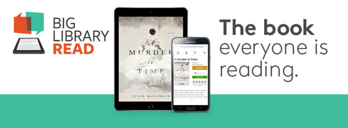 A Murder in Time' by Julie McElwai