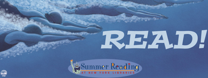 2016 Summer Reading Program banner
