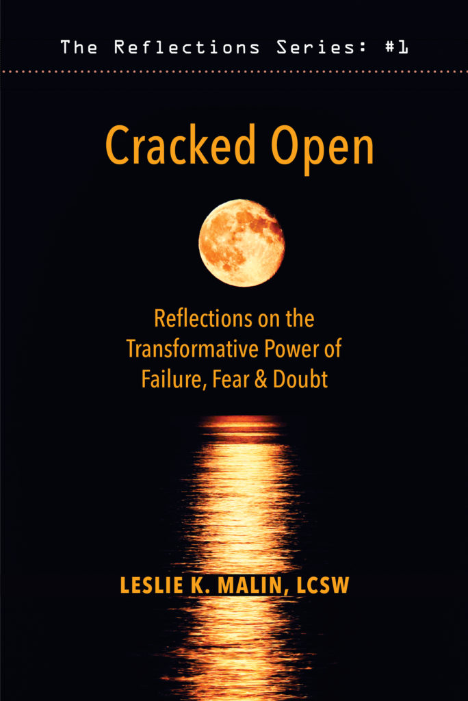 Book Reading with author Leslie Malin - Cracked Open: Reflections on the Transformative Power of Failure, Fear & Doubt @ Woodstock Public Library District | Woodstock | New York | United States