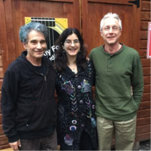 Woodstock Library Forum: Julie Parisi Kirby & T.G. Vanini and Jude Roberts in Concert @ Woodstock Library | Woodstock | New York | United States