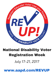National Disability Voter Registration Week @ Woodstock Library | Woodstock | New York | United States