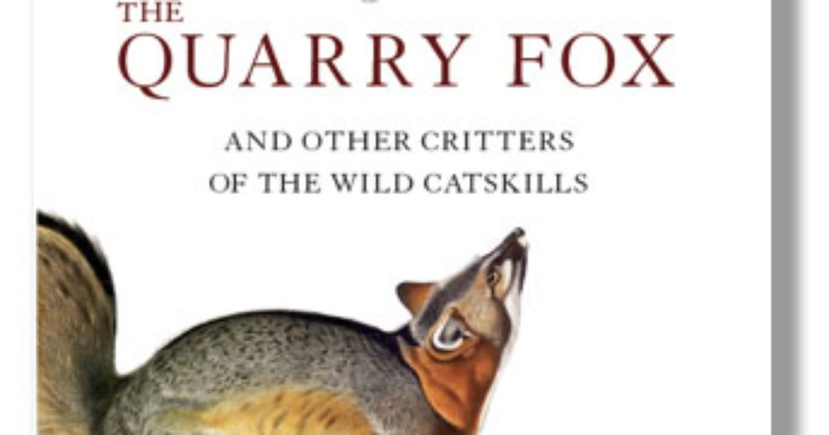 Woodstock Library Forum: The Quarry Fox: Reading and Talk by Author Leslie T. Sharpe @ Woodstock Library   Woodstock   New York   United States