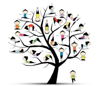 Storytime Yoga @ Woodstock Library, 2nd floor | Plainview | New York | United States