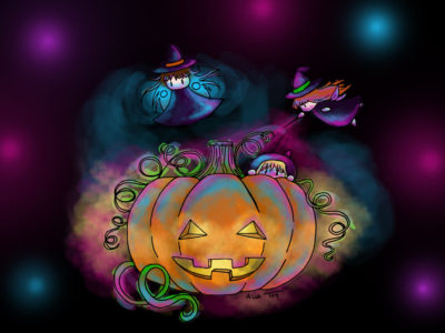 The Halloween Journey @ Woodstock Library | Old Lyme | Connecticut | United States