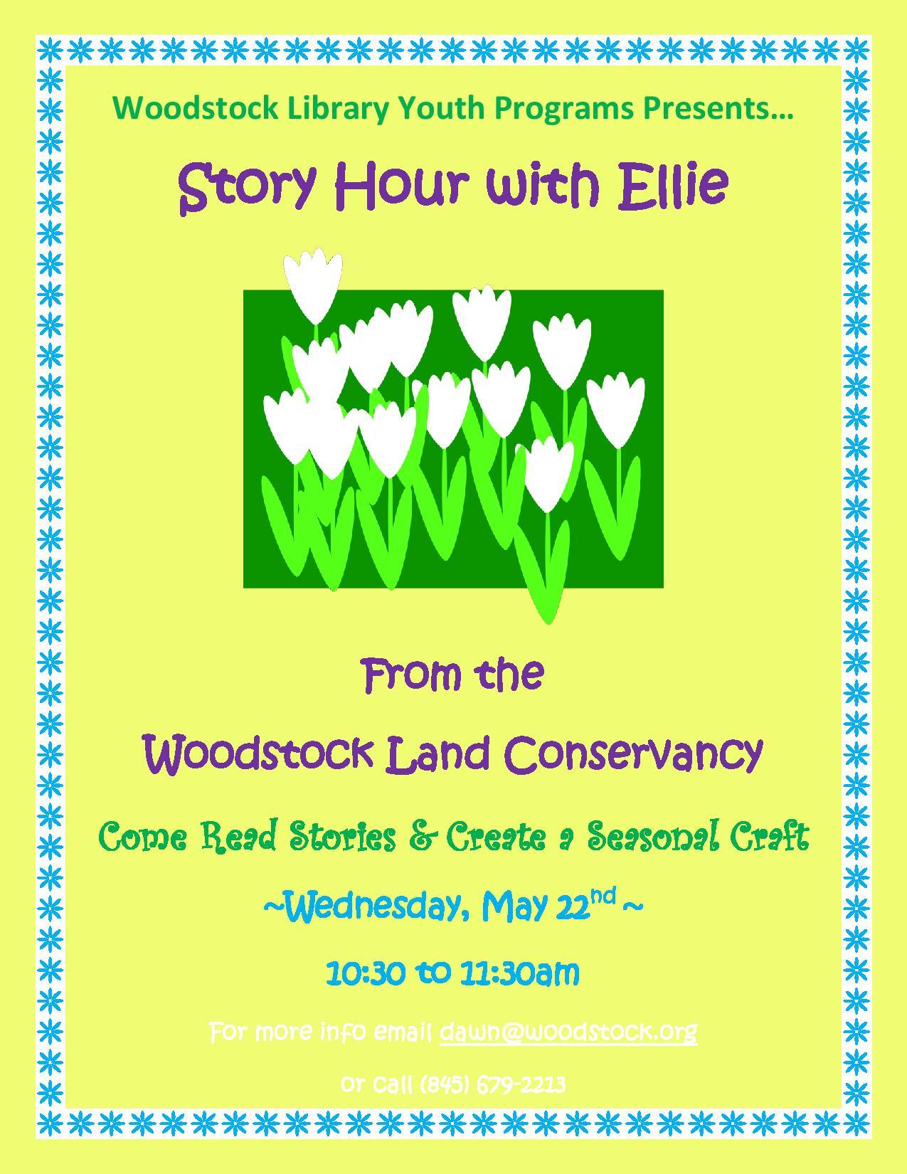 Calendar Woodstock Public Library District